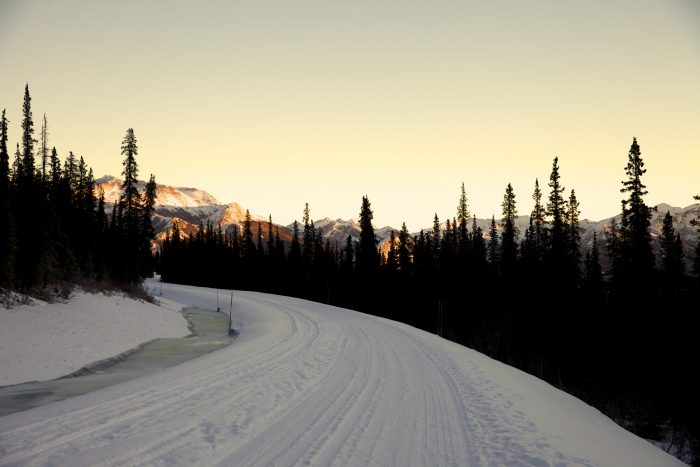 6. You better plan for an extra hour to get to work, because being late due to weather is not acceptable in Alaska.