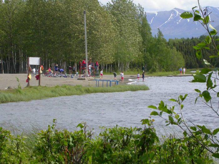 5. Goose Lake - Anchorage
