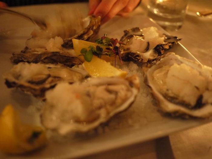 3. Alaskan Oysters