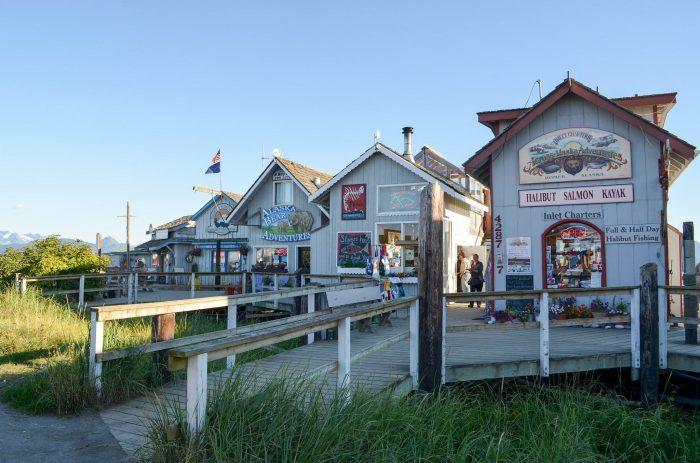 Restaurants In South Anchorage Ak
