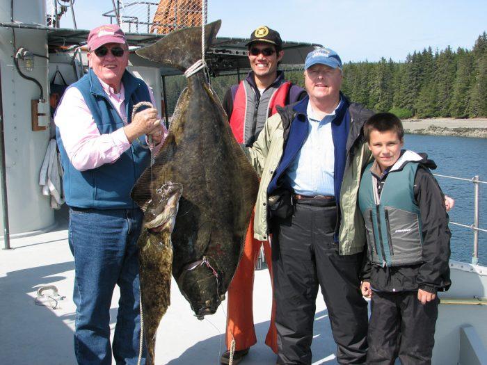 5. Fishing.