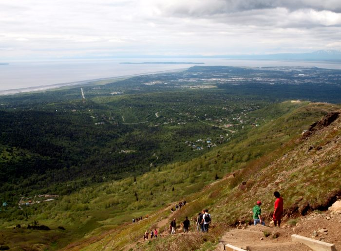 6. Flattop Mountain – Anchorage