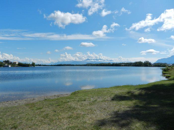 1. Wasilla Lake - Wasilla