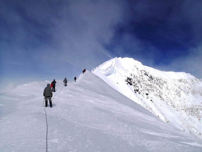 23. Mountaineering Guide