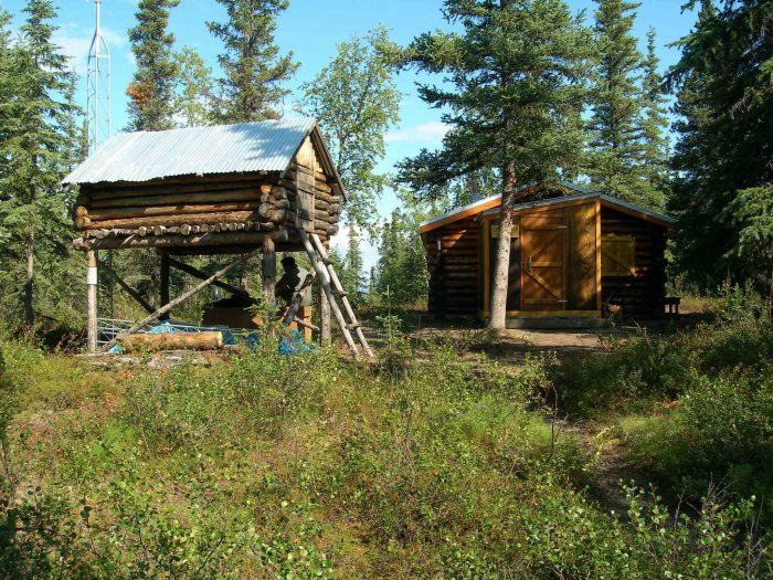 14. Giddings Cabin and Cache - Kobuk Valley National Park