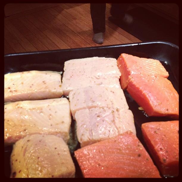 10. White King Salmon