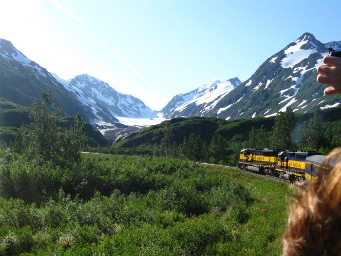 19. Alaska Railroad Worker