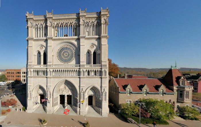 12. For starters, it is a Basilica.