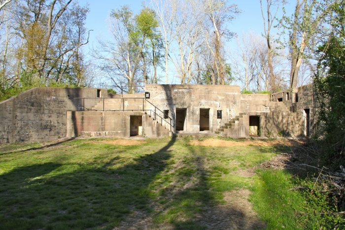 Fort DuPont Battery Herring