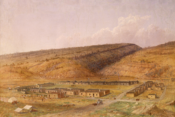 3. Fort Defiance