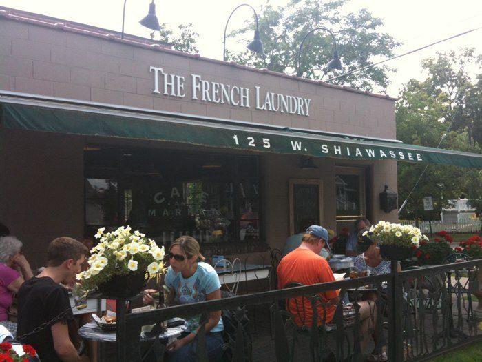 3. French Laundry, Fenton