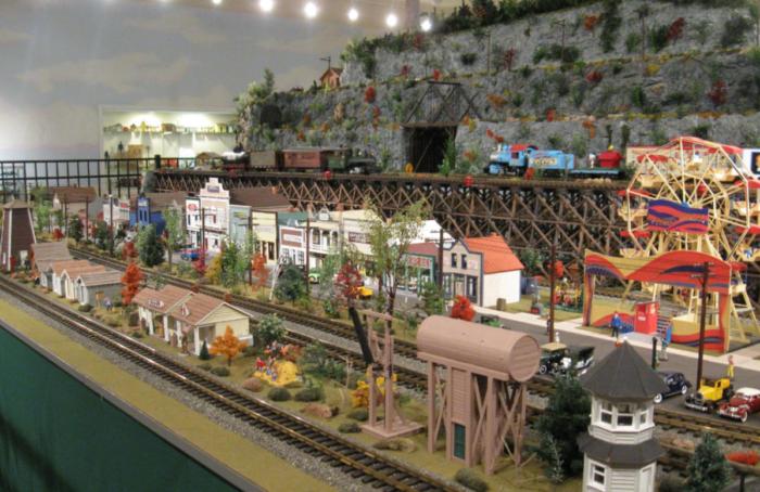 14. Friar Mountain Model Railroad Museum, Sparta