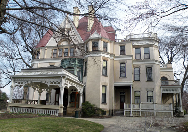 3. The Frick Mansion