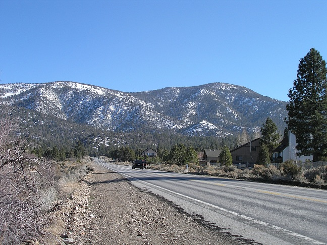 7. Sugarloaf Mountain -- San Bernardino Mountains