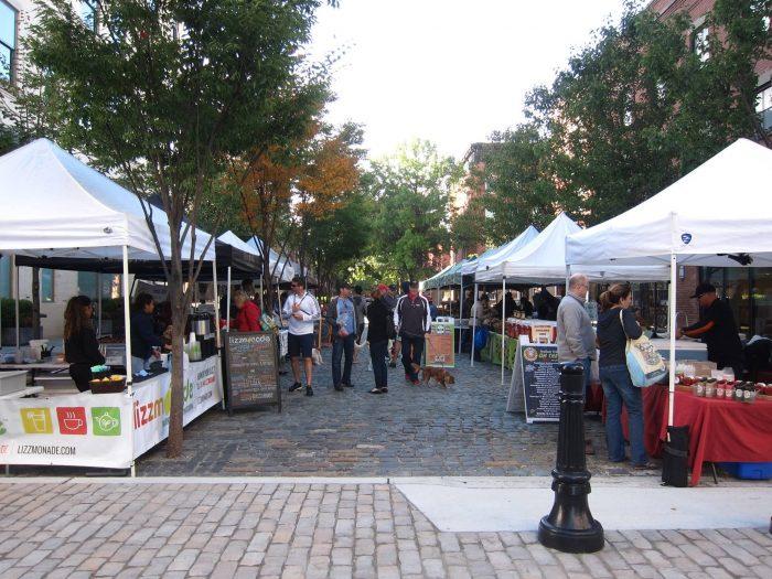 12. Garden Street Farmers Market