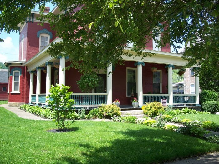 8. Bayberry House Bed and Breakfast (Steubenville)