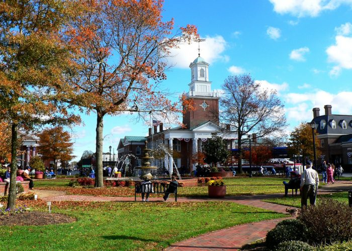 Georgetown, DE town center