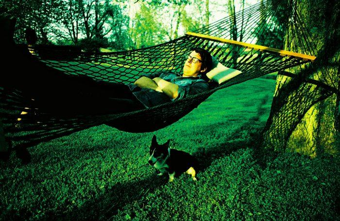 6. Get a hammock.