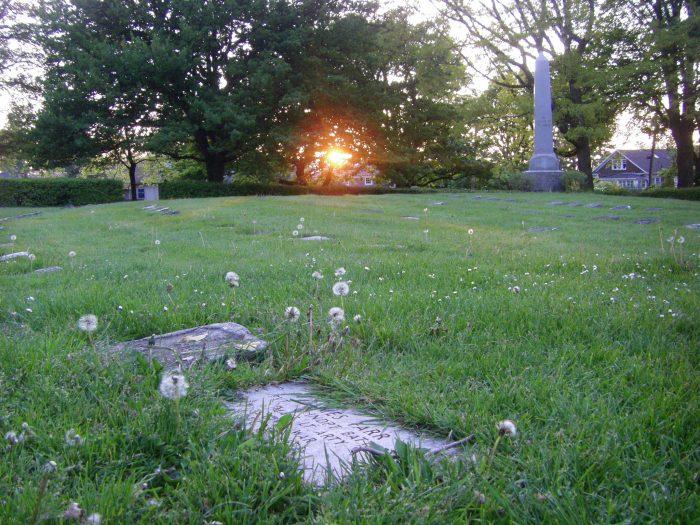 8. Seattle's Civil War Cemetery
