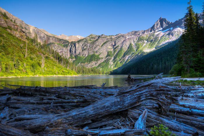 2. Avalanche Lake Trail