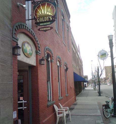8. Goldy's Breakfast Bistro, Boise