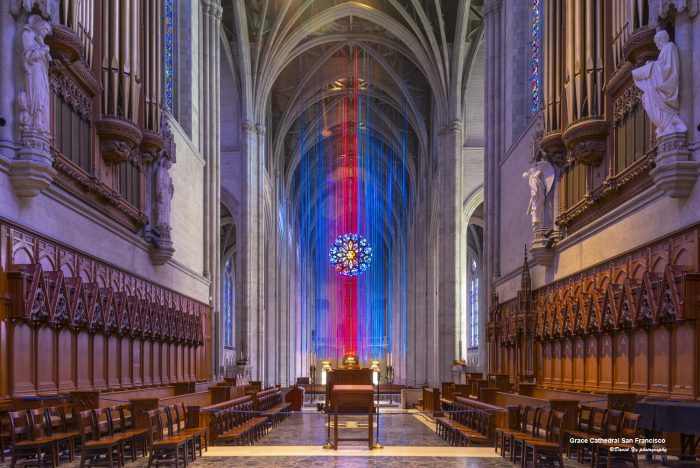 17. Grace Cathedral