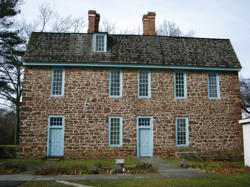 """5. The Keith House In Graeme Park, where Elizabeth """"Maggie"""" Graeme's heart was broken at the end of the Revolutionary War."""