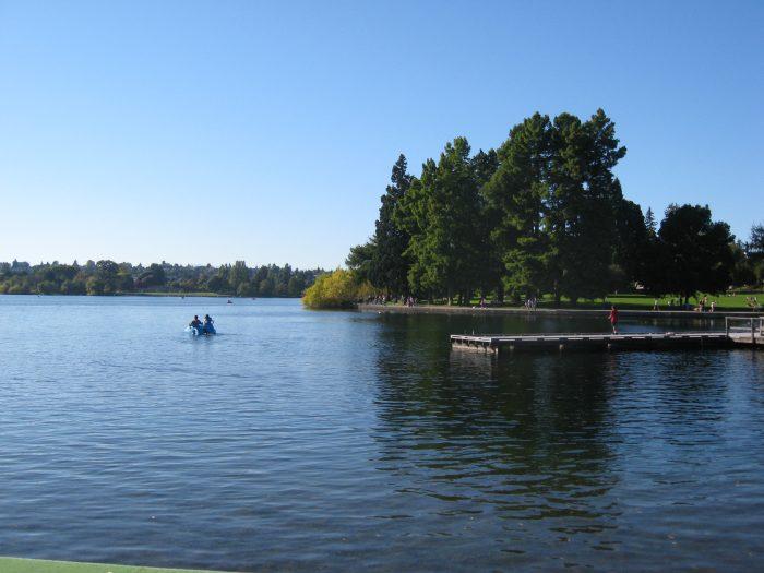 11.  Green Lake