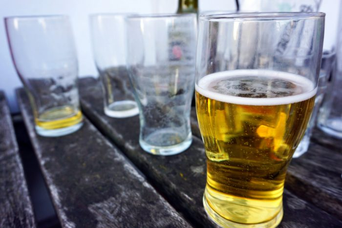 7. Greenville - Plenty Of Alcohol Abuse