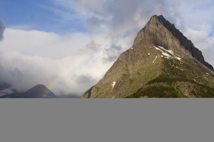 9. Mount Grinnell.
