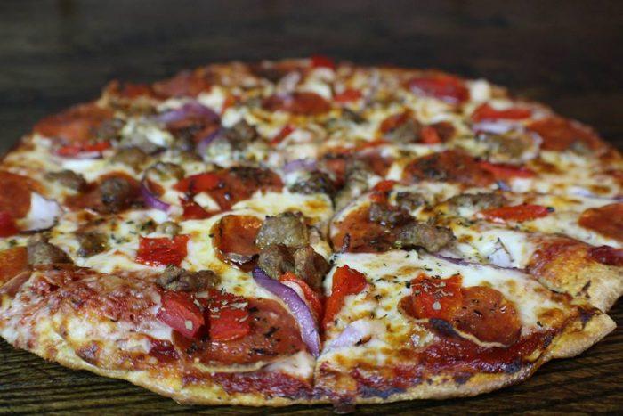 4. G's Pizzeria, Various Locations