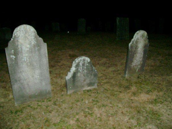9. Gunntown Cemetery in Naugatuck is the weirdest cemetery ever.