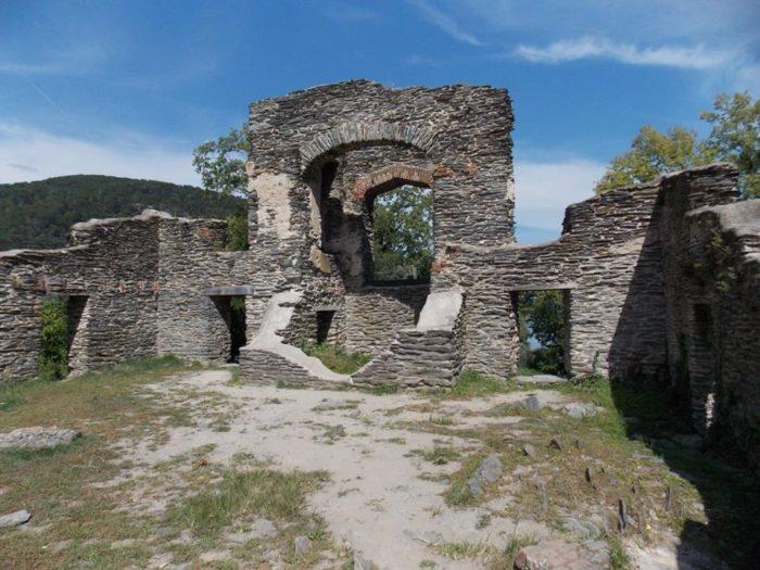 1. St. John's Episcopal Church Ruins, Harper's Ferry