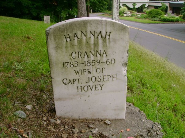 """4. Hannah Cranna is more than just a ghost. She's also called """"The Wicked Witch of Monroe."""""""
