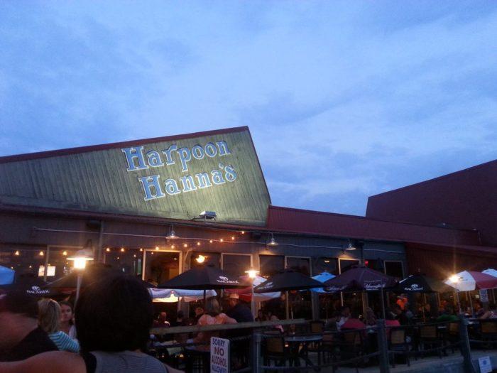 Harpoon Hanna S Restaurant