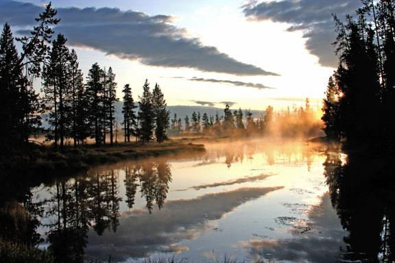 Idaho: Harriman State Park