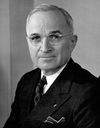 14. Harry S. Truman
