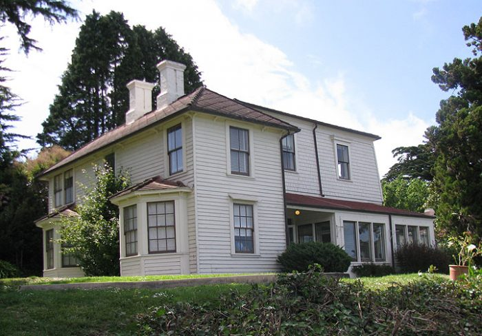 8. Haskell House