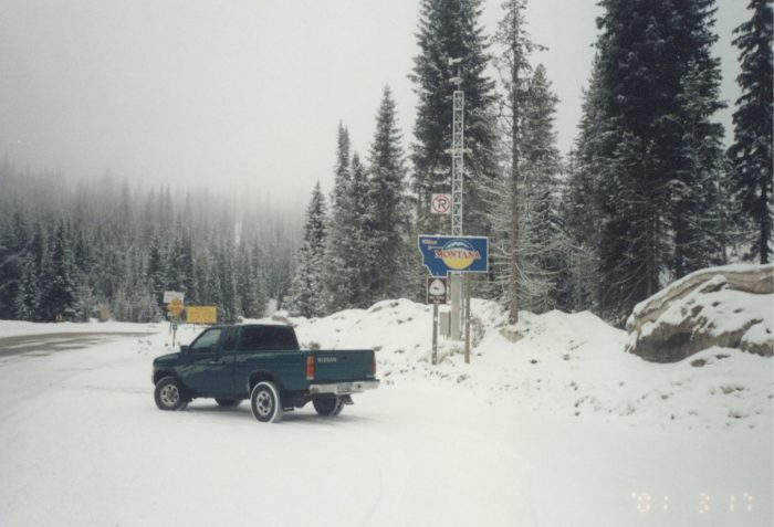 5. Learn to drive well in the snow.