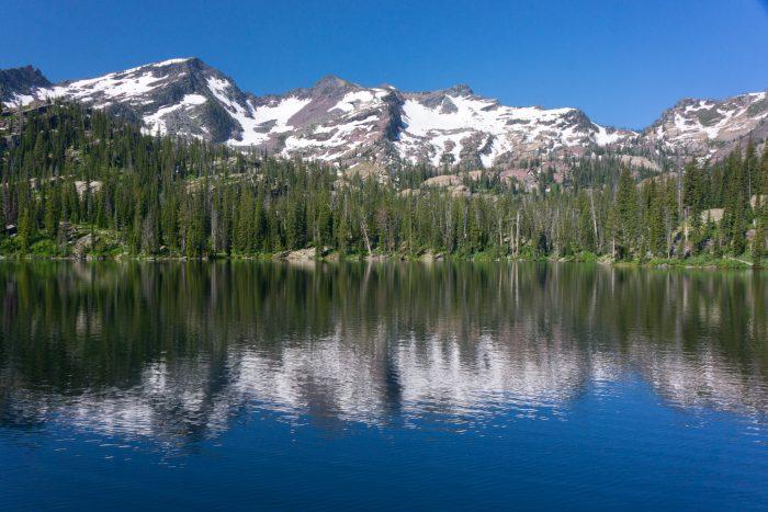 5. Heart Lake