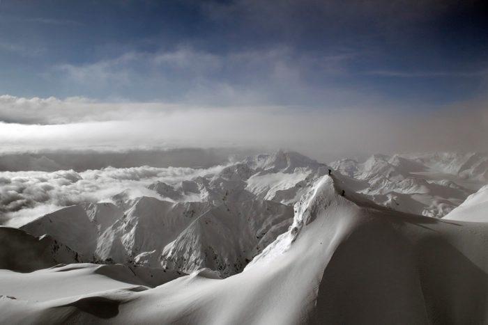 9. Heli-Skiing Instructor