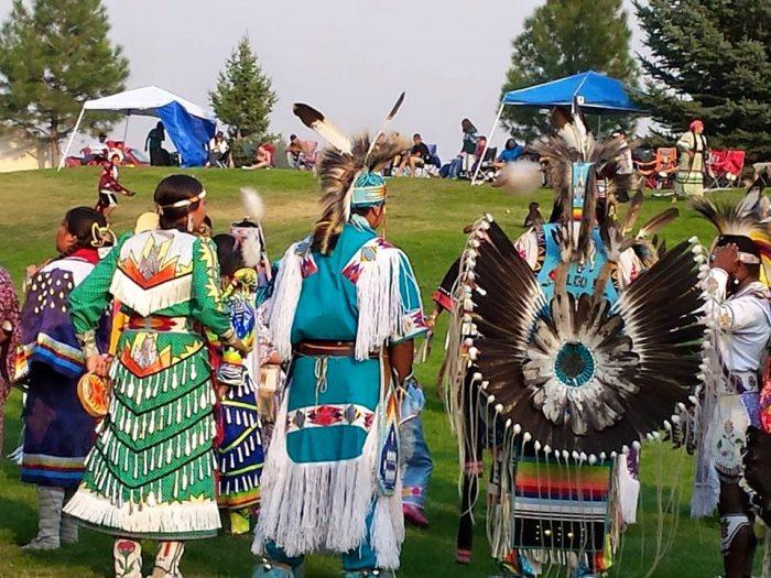 5. Sacajawea Heritage Days, Salmon