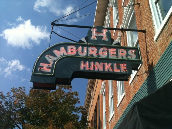 10. Hinkle's Sandwich Shop - Madison