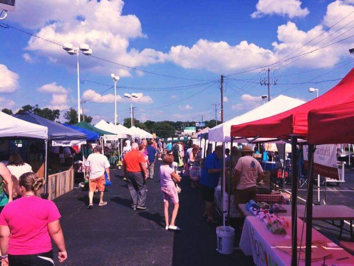 3. Hip Donelson Community Farmers Market