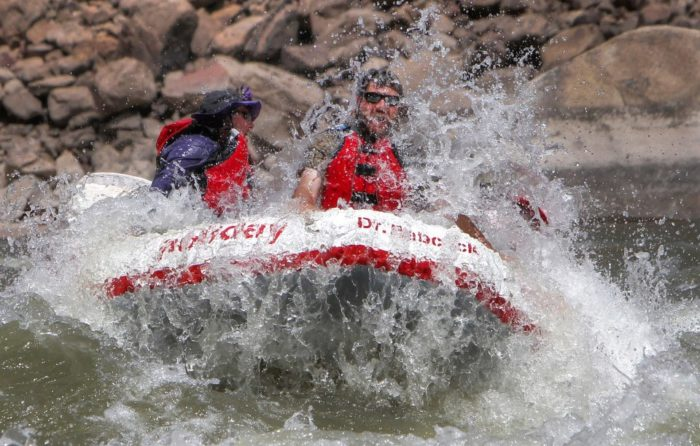 7. River Rafting Tours, San Juan and Green Rivers