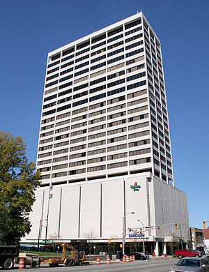 5. Holiday Inn City Center - South Bend