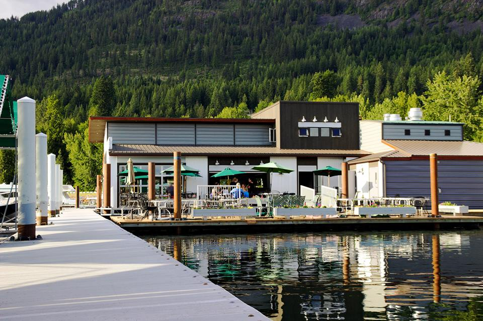 10 Beautiful Waterfront Restaurants In Idaho Part Ii