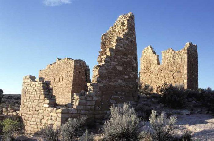 2. Hovenweep National Monument (Montezuma County)