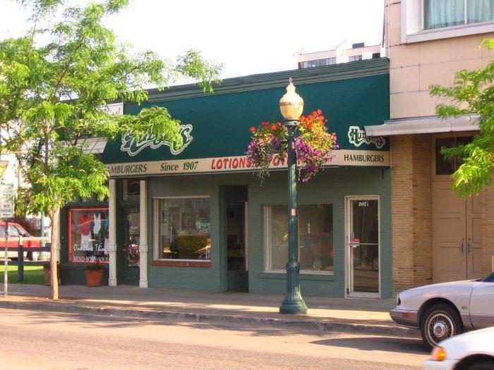 1. Hudson's Hamburgers, Coeur d'Alene