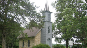 There's No Chapel In The World Like This One In Iowa